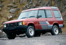 La bonne affaire de la semaine : Land Rover Discovery I (1989-1998)
