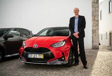 Luc Nuyts – Manager segment B R&D Toyota Zaventem