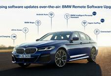 BMW met à jour 750.000 voitures à distance