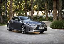 Lexus retire deux autres modèles de son catalogue en Europe