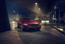 Genesis G70, naar een recept van BMW