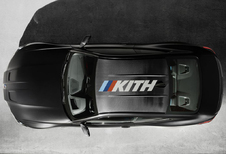 BMW M4 Competition tussen kunst en Kith