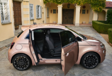Fiat New 500 3+1 is voor hippe ouders