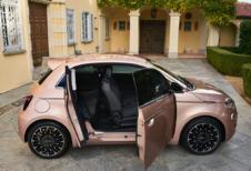 Fiat New 500 3+1 is voor hippe ouders