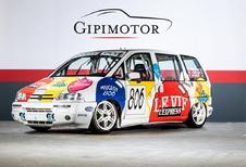 Te koop: gekke/geniale Peugeot 806 Procar uit 1995