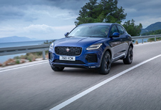 Jaguar E-Pace : lifting sans surprise et hybridation
