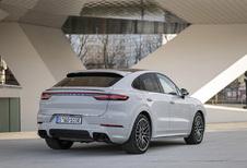 Porsche augmente la capacité des batteries du Cayenne Hybride
