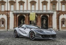 Ferrari rappelle les 812 Superfast