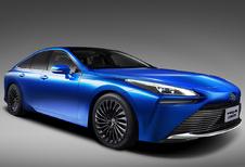 Toyota Mirai: eerste details tweede generatie FCEV bekend