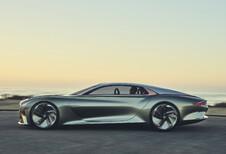 Toekomst van Bentley wordt elektrisch