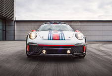 Porsche révèle des études de design secrètes - Part 1/3