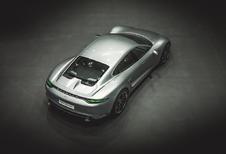 Porsche Unseen: 960 Vision Turismo (2016)