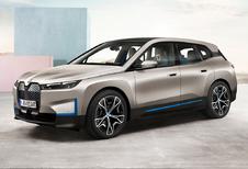 Officieel: Vision iNext wordt elektrische BMW iX (2021) #1