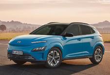 Hyundai presenteert vernieuwde Kona Electric