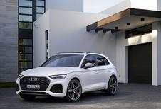 Vernieuwde Audi SQ5 behoudt TDI