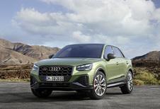 Wat is er nieuw aan de vernieuwde Audi SQ2?
