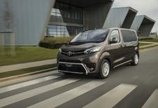 Toyota elektrificeert de ProAce Verso