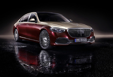 Mercedes-Maybach rend la Classe S encore plus luxueuse