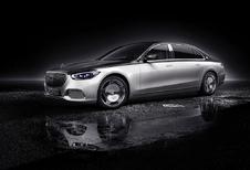 Mercedes S-Klasse gaat Maybach