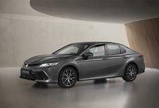 Toyota Camry : première mise à jour