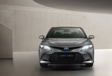 Toyota Camry krijgt al een kleine facelift