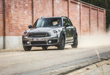 Toekomstige Mini Countryman made in Germany