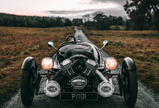 Morgan cesse la production de la 3Wheeler par la série P101