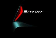 Hyundai Bayon wringt zich tussen de Kona en de Tucson
