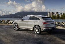 Audi SQ5 Sportback : SUV-Coupé et V6 TDI
