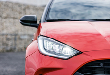 Future Mazda 2 : une base de Yaris ?