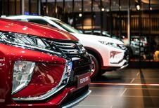 Mitsubishi nous dit « Adieu »