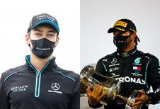 Russell vervangt Hamilton, Schumacher naar Haas! #1