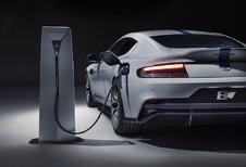 Aston Martin relaie une étude tendancieuse sur les EV