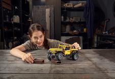 Lego Technic Jeep Wrangler is wéér leuk speelgoed #1