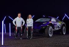 Sébastien Loeb tekent voor Hamilton in Extreme E
