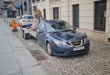 Ooit al een Saab 9-3 pick-up gezien?