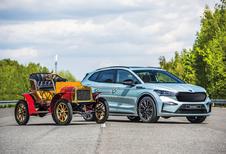 De geschiedenis van Skoda te bewonderen in Autoworld