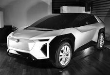 Elektrische Toyota komt ook als Subaru naar Europa #1