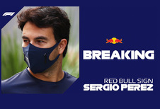 F1 2021: Perez vervangt Albon bij Red Bull (officieel) #1