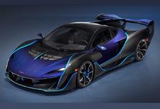 McLaren Sabre : réservée à l'Amérique