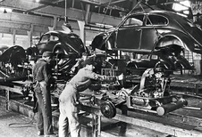 VW Coccinelle, en production il y a 75 ans