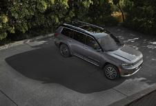 Officieel: nieuwe Jeep Grand Cherokee ook als plug-inhybride 4xe