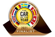 Voici les 7 finalistes de la voiture de l'année 2021