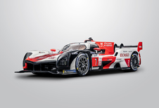 Toyota GR010 is Le Mans-Hypercar voor 2021 - UPDATE #1