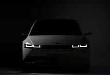 Hyundai 45 Concept weldra in productie als elektrische Ioniq 5
