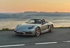 Porsche Boxster 25 Years: verjaardag vieren