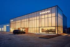 Volvo Scancar opent garage van de toekomst #1