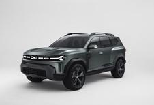 Dacia Bigster Concept is Duster met grootheidswaanzin