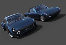 Toch een instap-Porsche in de maak, naar het voorbeeld van de 914?
