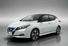 Nissan Leaf : évolution continue